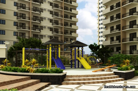 playground - 2 Bedroom Furnished Condo W/amazing Facilities