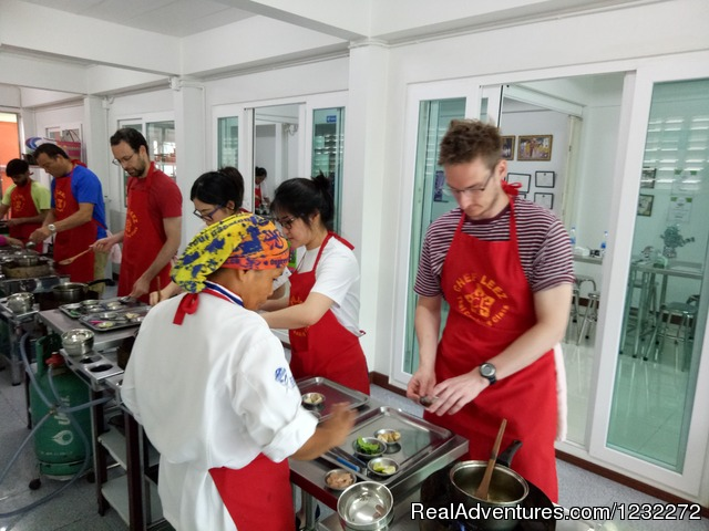 Thai Cooking Class in Bangkok | Chef LeeZ
