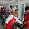 CSI Cooking Schools Intl. student(s)