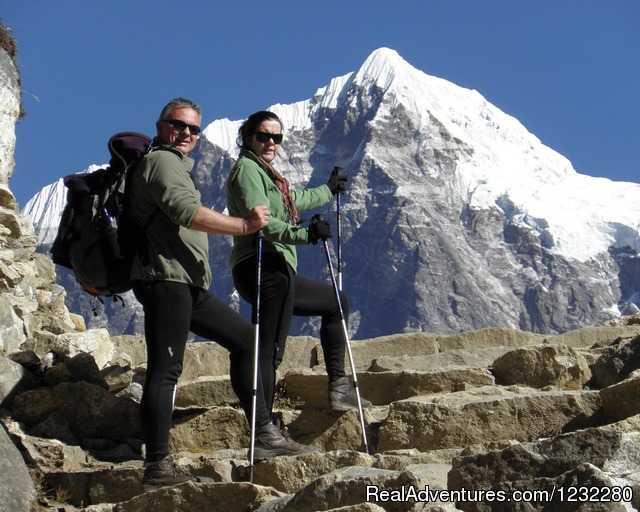 Everest Trek - Everest Base Camp Trekking, Nepal