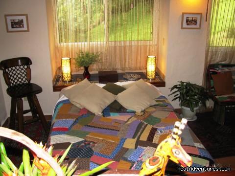 Bedroom area (#5 of 26) - Cabanas en Altos del Maria, Cabins for rent.