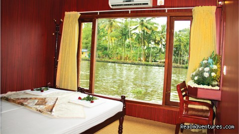 Alappuzha Luxury Kerala Houseboats