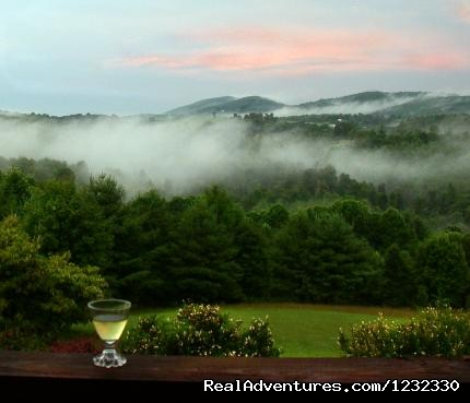Our view is spectacular - Mountain Song Inn, a resort-like B&B, great view