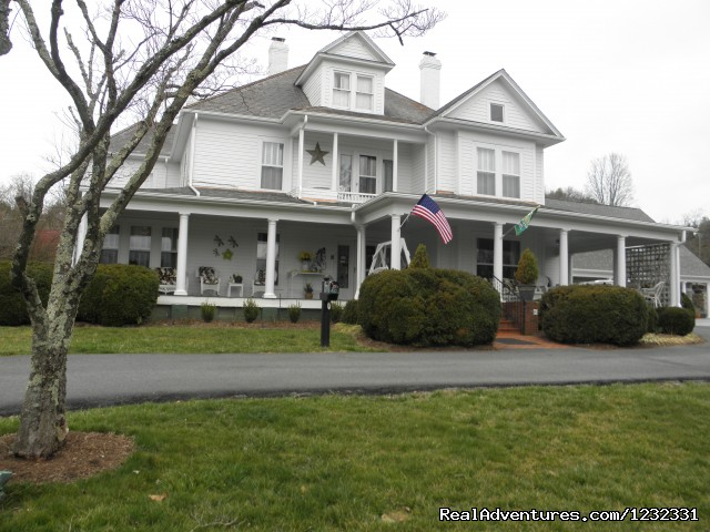 The Doctor's Inn Galax, Virginia Bed & Breakfasts