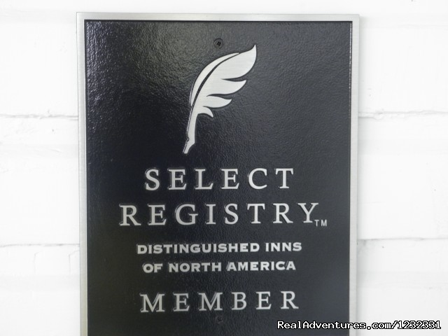 Select Registry - The Doctor's Inn