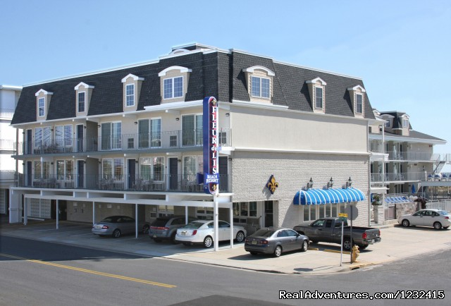Fleur de Lis Beach Motel Wildwood, New Jersey Hotels & Resorts