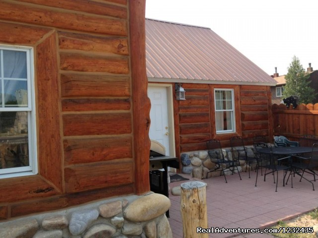 Medicine Bow Cottage - Platte River Cottages