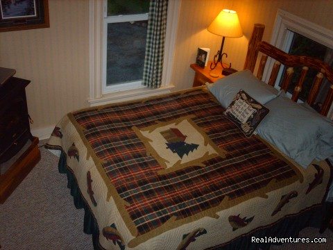 Guest Rooms - Kinni Creek Lodge & Outfitters