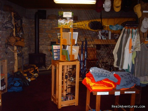 Fly Shop - Kinni Creek Lodge & Outfitters