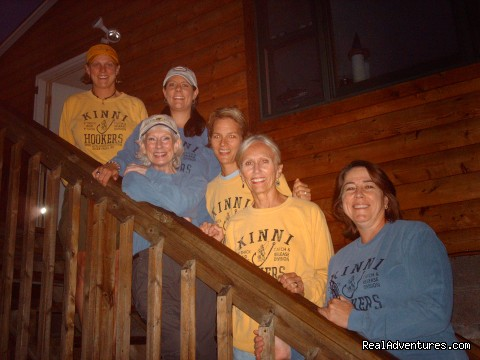 Ladies Fly Fishing Club - Kinni Creek Lodge & Outfitters