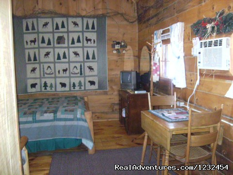 Image #3 of 15 - Grapevine Log Cabins B&B