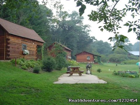 Image #4 of 15 - Grapevine Log Cabins B&B