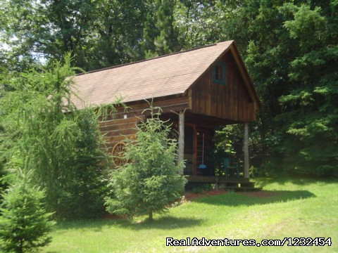 Image #5 of 15 - Grapevine Log Cabins B&B