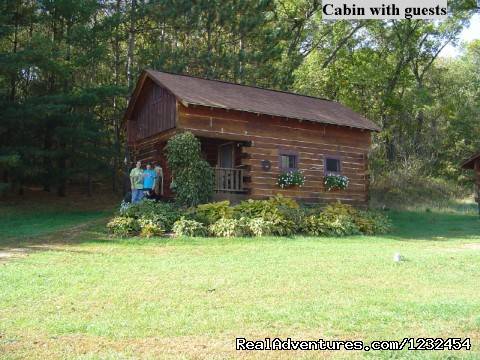 Image #6 of 15 - Grapevine Log Cabins B&B