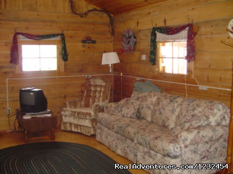 Image #7 of 15 - Grapevine Log Cabins B&B
