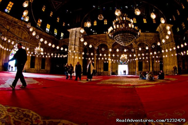 Mohamed Ali Mosque -Cairo - Egypt Best Travel Deals