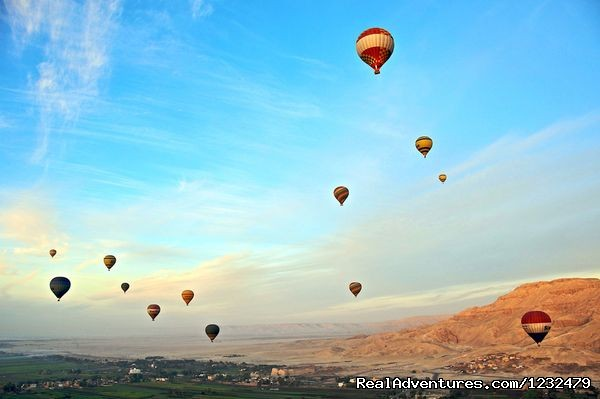 Hot Air balloon -Luxor - Egypt (#4 of 26) - Egypt Best Travel Deals
