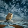 White Desert -baharyia Oasis