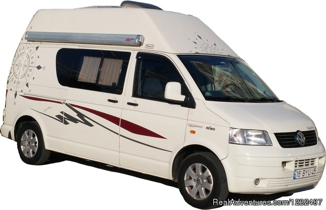 Vw T5 Camper - Let's Go Camper - Motorhome, RV Rental Turkey