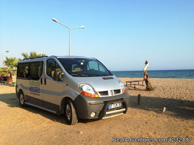 Mini Camper - Let's Go Camper - Motorhome, RV Rental Turkey