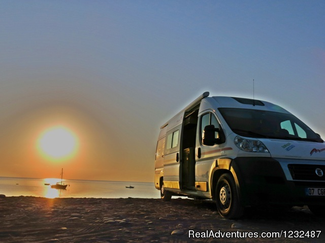 Comfort and Comfort Plus - Let's Go Camper - Motorhome, RV Rental Turkey