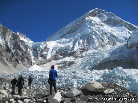Everest base camp trek - Mount Everest Base Camp Trekking