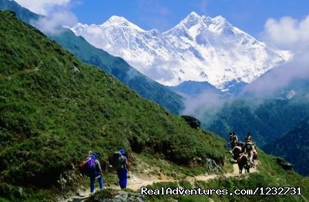 Mount Lhotse (#1 of 7) - Mount Everest Base Camp Trekking