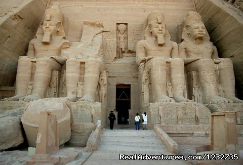 Christmas Special offer: Abu Simbel temple