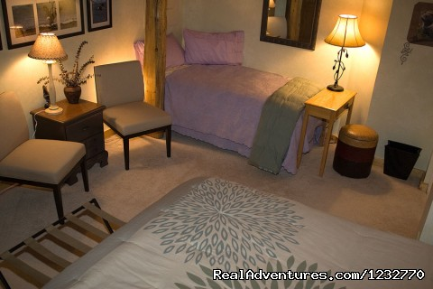 Single bed in Eagle Room - Dream Catcher Bed & Breakfast