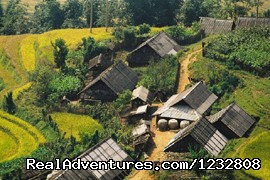 Sapa - Bac Ha - Can Cau, Market 4 Nights 3 Days