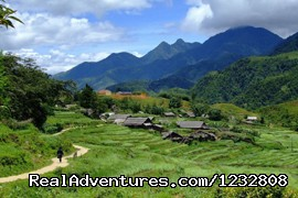 - Sapa - Bac Ha - Can Cau, Market 4 Nights 3 Days