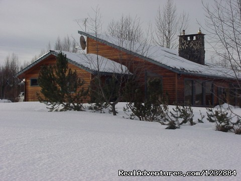 Cedar Home/Winter  - Elegant Lakefront Vacation Rental