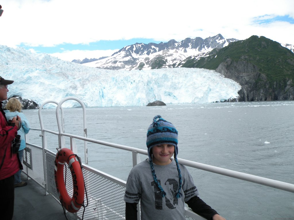 Kenai Fjords National Park Cruise | Image #13/14 | Beach House Rentals
