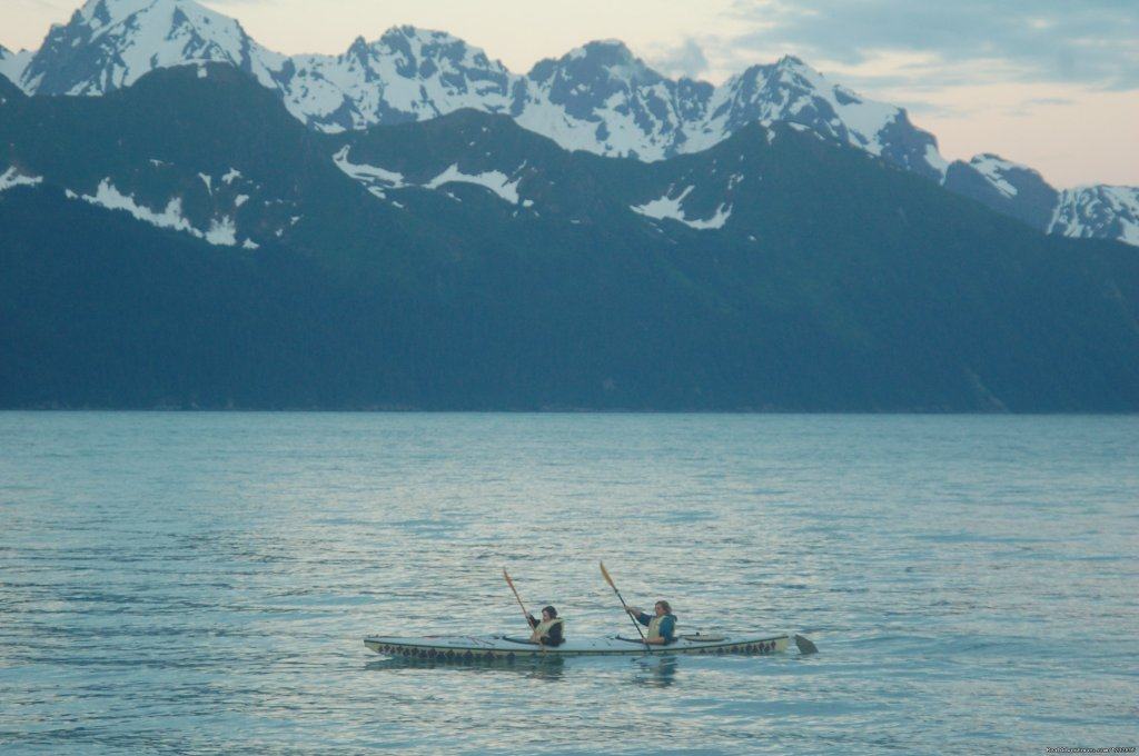 Kayaking in Resurrection Bay | Image #12/14 | Beach House Rentals