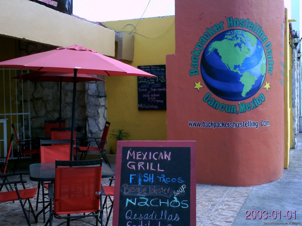 Calle Margaritas | Image #3/23 | Backpackers Hostelling Center & Champ's Sports Bar