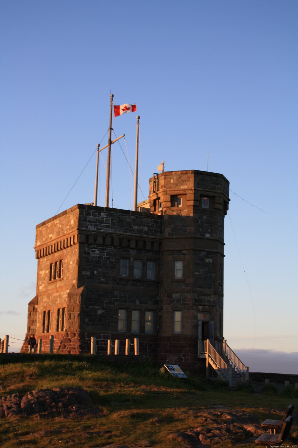 cabot Tower, St. John's, NL | Image #2/26 | Learn local ways with Eastern Edventures
