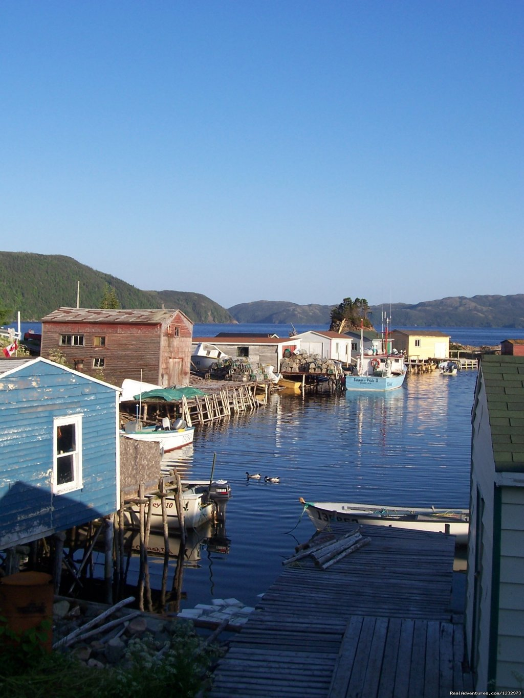 Stages and Stores, Parkers Cove, NL | Image #17/26 | Learn local ways with Eastern Edventures