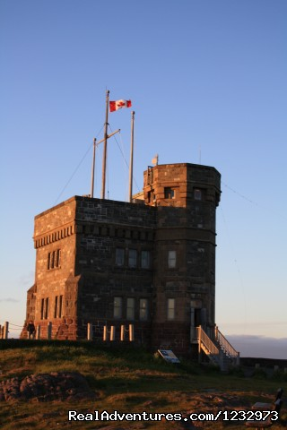 cabot Tower, St. John's, NL (#2 of 26) - Learn local ways with Eastern Edventures