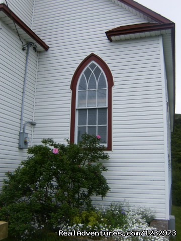 Church and roses, Epworth, NL (#13 of 26) - Learn local ways with Eastern Edventures