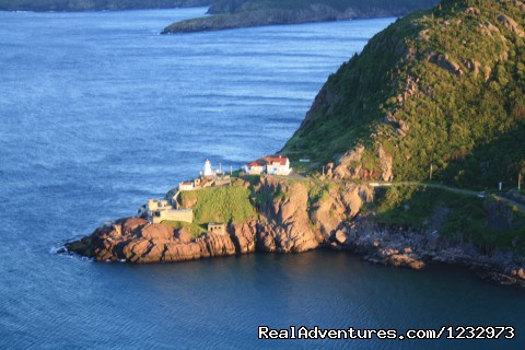 Lighthouse, St. John's, NL - Learn local ways with Eastern Edventures