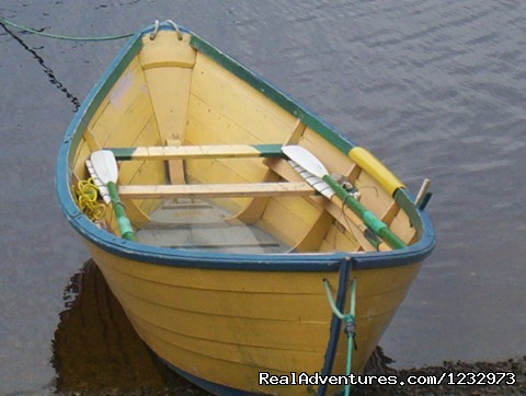 Dory moored in Rushoon, NL (#15 of 26) - Learn local ways with Eastern Edventures