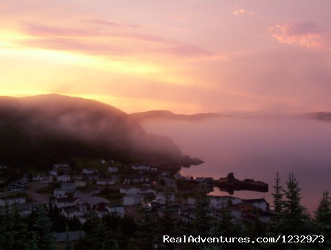 Sunrise in Parker's Cove, NL (#16 of 26) - Learn local ways with Eastern Edventures