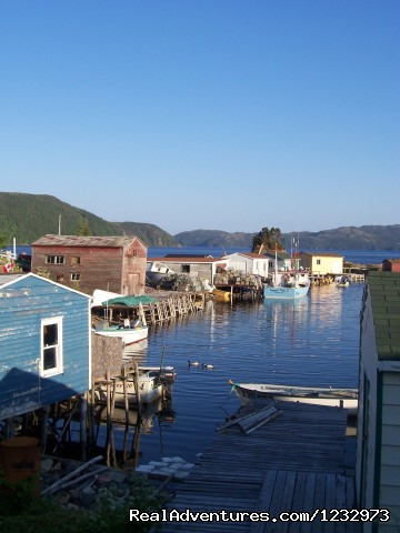 Stages and Stores, Parkers Cove, NL (#17 of 26) - Learn local ways with Eastern Edventures
