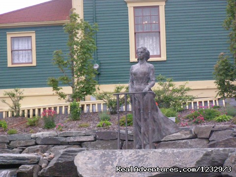 Mariner's Memorial at Grand Bank (#26 of 26) - Learn local ways with Eastern Edventures