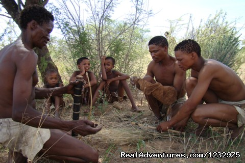 Bushmen Cultural Life Tour Hadzabe Tribal 6Days 5