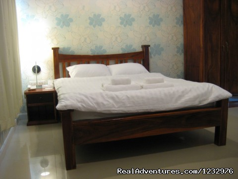 Villa (Double Bed) - The Park Nangrong Resort