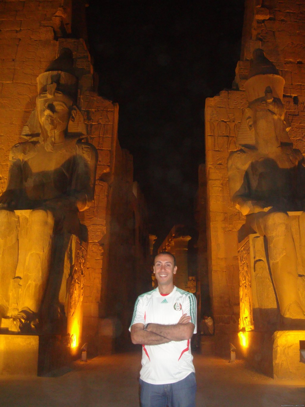 Luxor temple | Image #4/26 | Close To The Pharaohs And Beaches