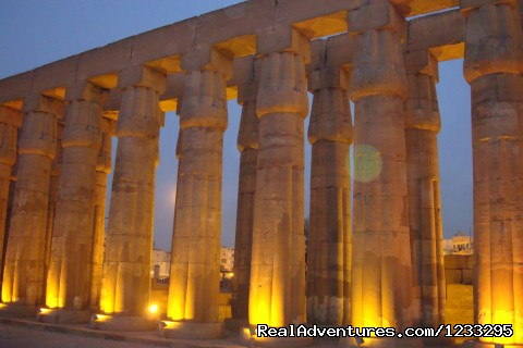 luxor tepmle - Close To The Pharaohs And Beaches
