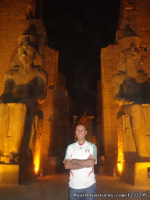 Luxor temple - Close To The Pharaohs And Beaches