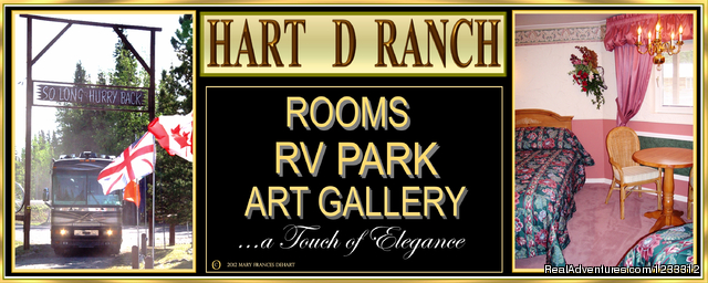 Hart D Ranch:Rooms /RV Park /PO
